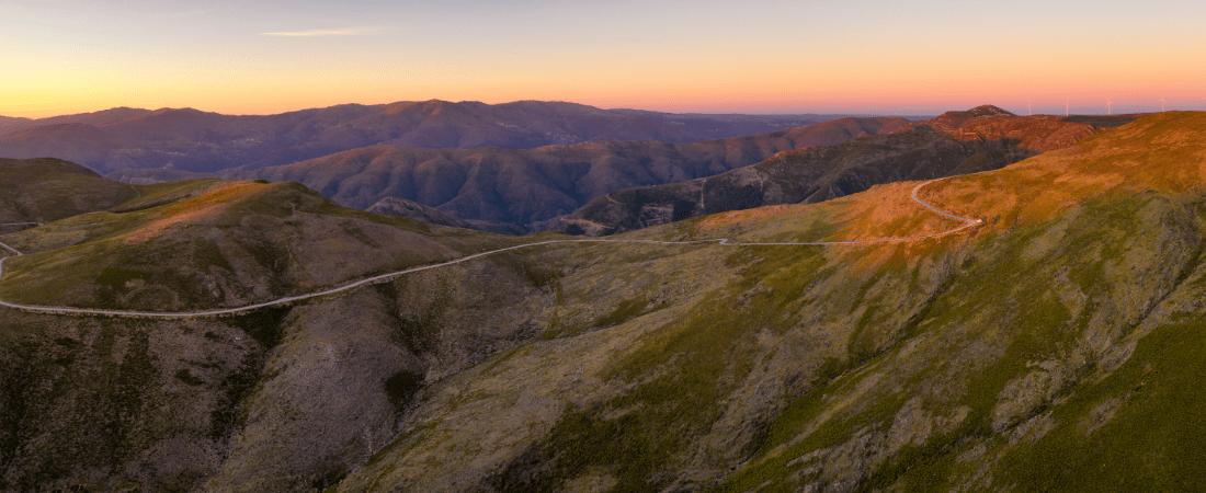 Mountains in Arouca