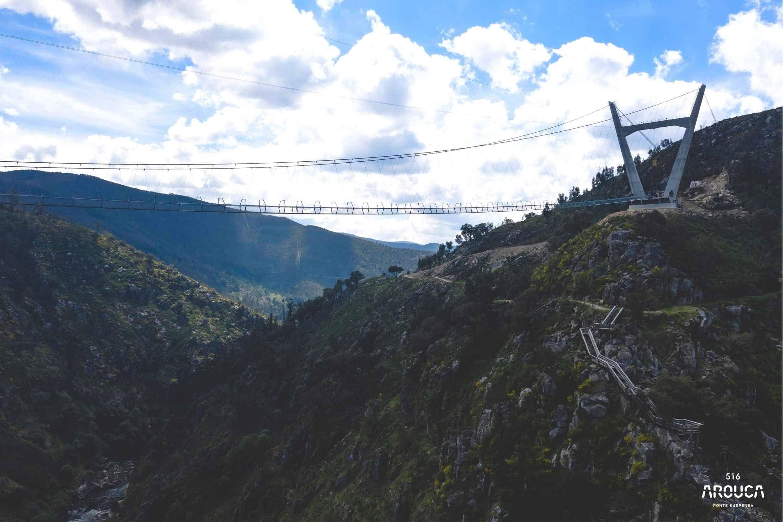 516 Arouca Bridge and Paiva Walkways Stairways