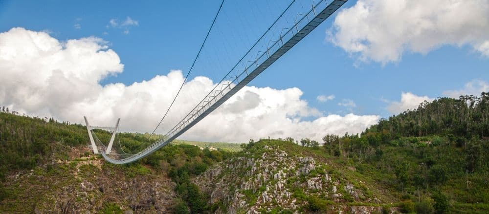 Arouca 516 Suspension Bridge
