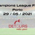 Champions League Final in Porto