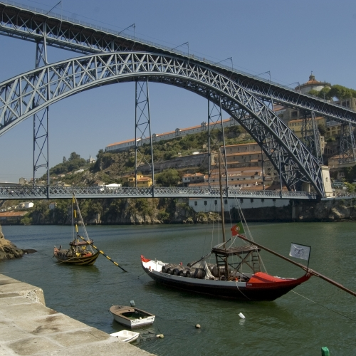 Choose Porto as your travel destination